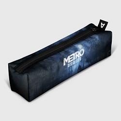 Пенал для ручек Metro Exodus: Dark Moon цвета 3D — фото 1