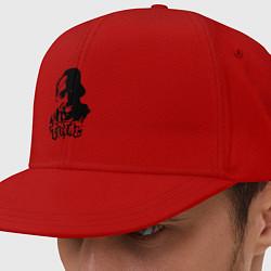 Кепка-снепбек 2pac цвета красный — фото 1