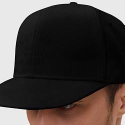 Кепка-снепбек Mike Tyson: New York цвета черный — фото 1