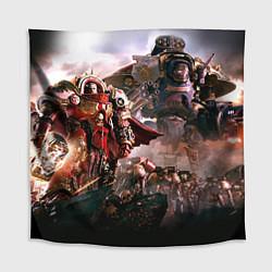 Скатерть для стола Warhammer 40k: Angelos цвета 3D-принт — фото 1