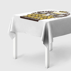 Скатерть для стола Iron man цвета 3D — фото 2