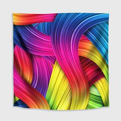 Скатерть для стола Абстракция цвета цвета 3D — фото 1
