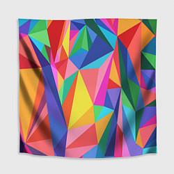 Скатерть для стола Радуга цвета 3D — фото 1