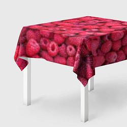 Скатерть для стола Малинки цвета 3D — фото 2