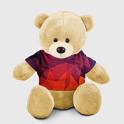 Игрушка-медвежонок Geometric цвета 3D-желтый — фото 1