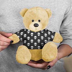 Игрушка-медвежонок BFMV: Skulls цвета 3D-желтый — фото 2