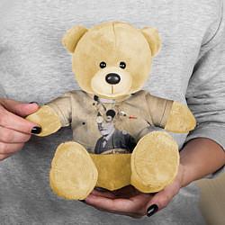 Игрушка-медвежонок Зигмунд Фрейд цвета 3D-желтый — фото 2