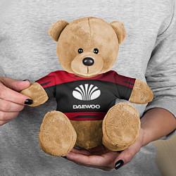 Игрушка-медвежонок Daewoo Sport цвета 3D-коричневый — фото 2