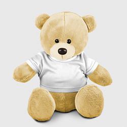Игрушка-медвежонок Без дизайна цвета 3D-желтый — фото 1