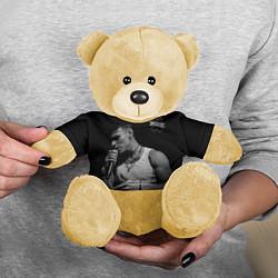 Игрушка-медвежонок NILETTO цвета 3D-желтый — фото 2