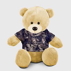 Игрушка-медвежонок Sons Of Anarchy цвета 3D-желтый — фото 1