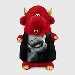 Игрушка-бычок Darksiders Skull цвета 3D-красный — фото 1