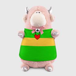 Игрушка-бычок ЧАРА CHARA цвета 3D-светло-розовый — фото 1