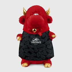 Игрушка-бычок Jurassic World цвета 3D-красный — фото 1