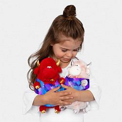 Игрушка-бычок Пикси цвета 3D-красный — фото 2