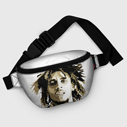 Поясная сумка Bob Marley: Mono цвета 3D — фото 2