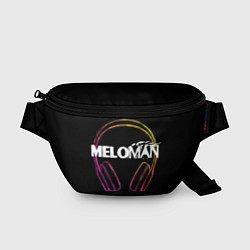 Поясная сумка Meloman цвета 3D — фото 1