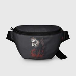Поясная сумка Metal Gear Solid цвета 3D — фото 1