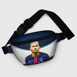 Поясная сумка Neymar: Fly Emirates цвета 3D-принт — фото 2