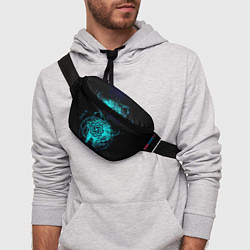 Поясная сумка Breaking Benjamin цвета 3D — фото 2