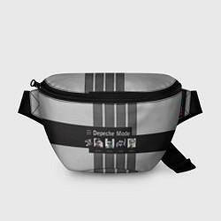 Поясная сумка Группа Depeche Mode цвета 3D-принт — фото 1