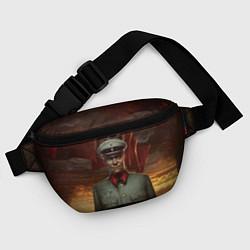 Поясная сумка Wolfenstein: Wilhelm Strasse цвета 3D — фото 2