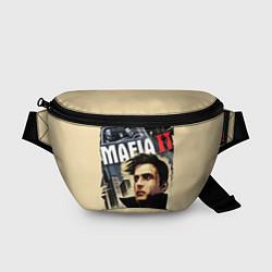 Поясная сумка MAFIA II цвета 3D-принт — фото 1