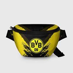 Поясная сумка Borussia FC: Sport Fashion цвета 3D-принт — фото 1