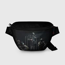 Поясная сумка Death Stranding цвета 3D — фото 1
