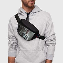 Поясная сумка RONALDO 7 цвета 3D-принт — фото 2