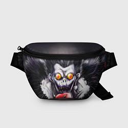 Поясная сумка Рюк с сердцем цвета 3D — фото 1