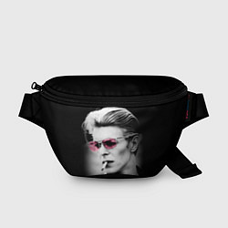 Поясная сумка Дэвид Боуи цвета 3D — фото 1