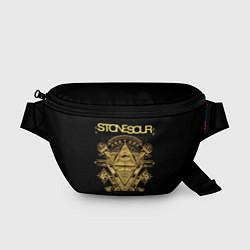 Поясная сумка Stone Sour цвета 3D — фото 1