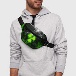 Поясная сумка S T A L K E R 2 цвета 3D-принт — фото 2