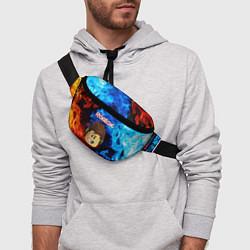 Поясная сумка ROBLOX цвета 3D-принт — фото 2