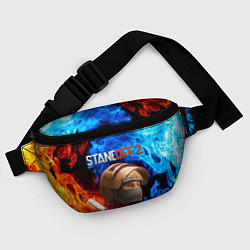 Поясная сумка STANDOFF 2 цвета 3D — фото 2