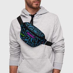Поясная сумка Paramore RIOT! цвета 3D — фото 2