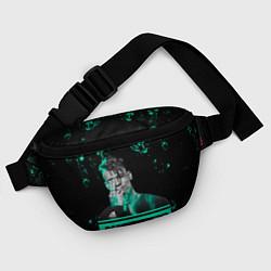Поясная сумка NILETTO цвета 3D-принт — фото 2
