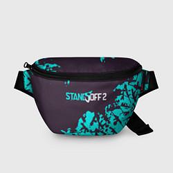 Поясная сумка STANDOFF 2 СТАНДОФФ 2 цвета 3D — фото 1