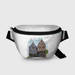 Поясная сумка Амстердам цвета 3D — фото 1