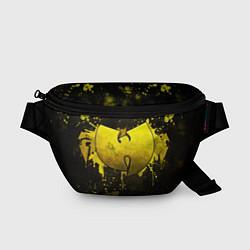 Поясная сумка Wu-Tang Clan: Yellow цвета 3D — фото 1