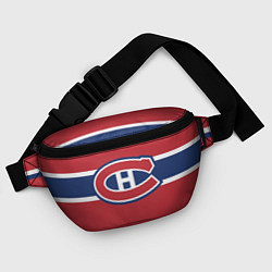 Поясная сумка Montreal Canadiens цвета 3D — фото 2
