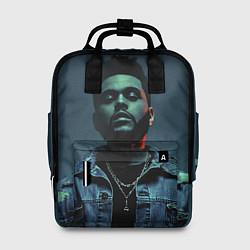 Рюкзак женский The Weeknd цвета 3D-принт — фото 1