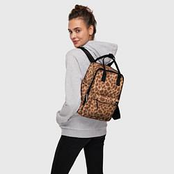 Рюкзак женский Жираф цвета 3D-принт — фото 2