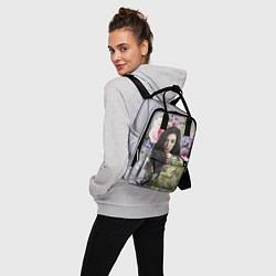 Рюкзак женский Lorde Floral цвета 3D — фото 2