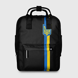 Рюкзак женский Украина цвета 3D-принт — фото 1