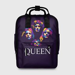 Рюкзак женский Queen: Fan Art цвета 3D-принт — фото 1
