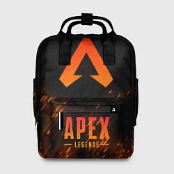 Женский рюкзак Apex Legends: Orange Flame