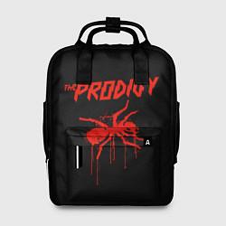 Рюкзак женский The Prodigy: Blooded Ant цвета 3D-принт — фото 1