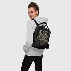 Рюкзак женский Machine Head цвета 3D-принт — фото 2